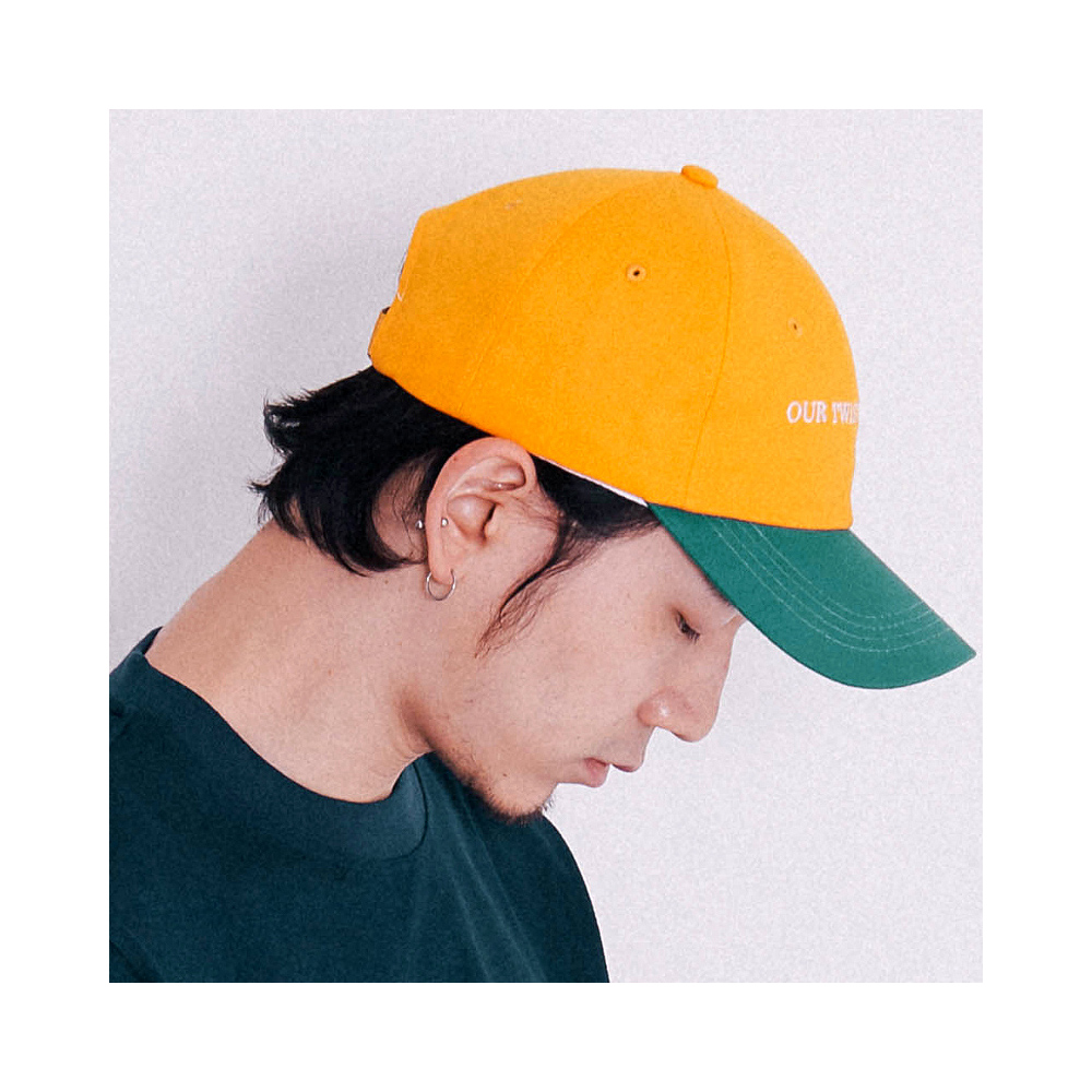 O.T.H Cap (Yellow)