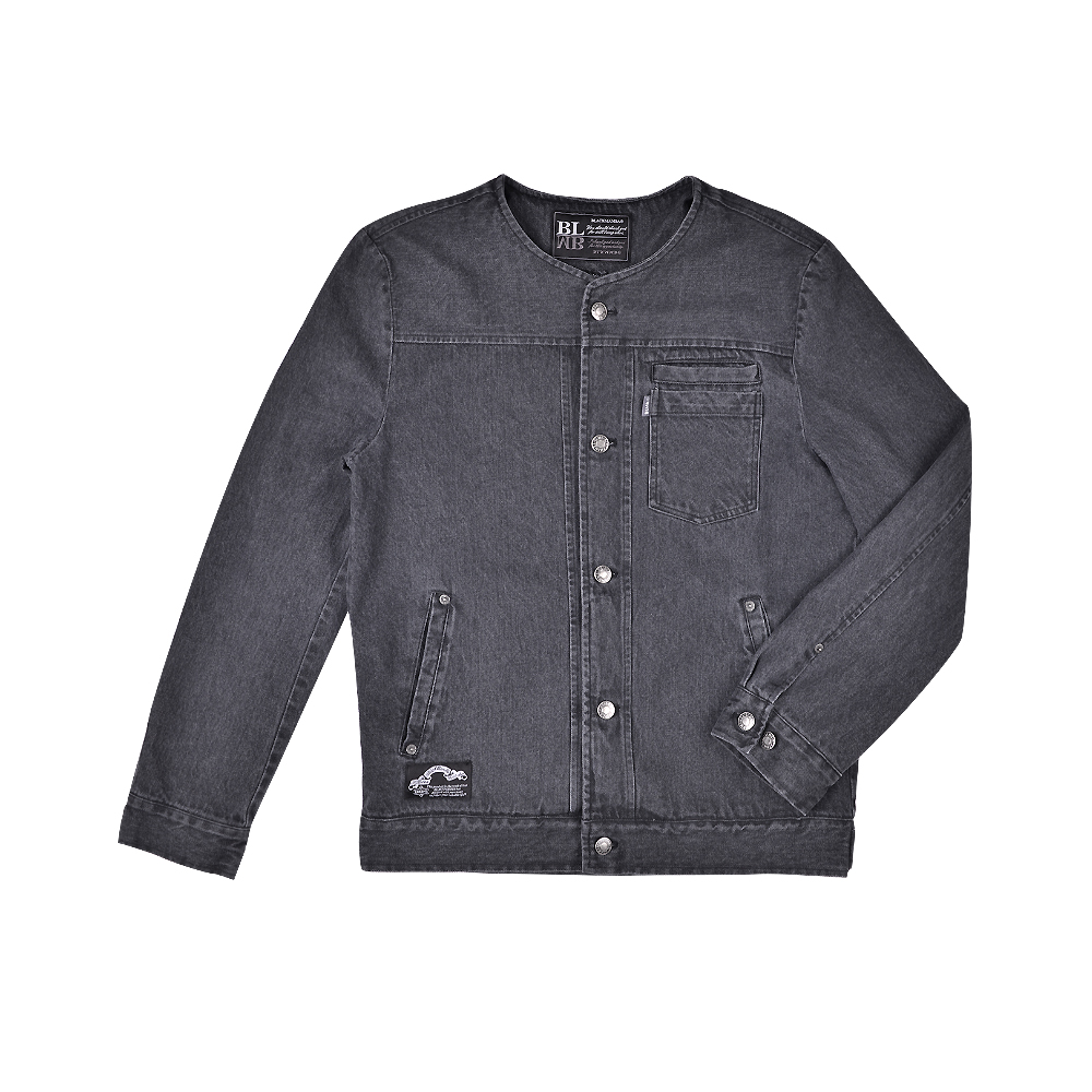 Washed 510 Denim Jacket(black) 4/28 예약배송