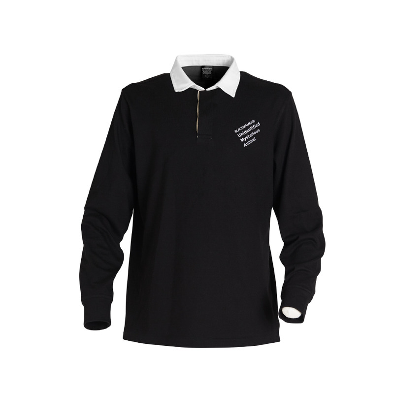 Rugby-T [BLACK]