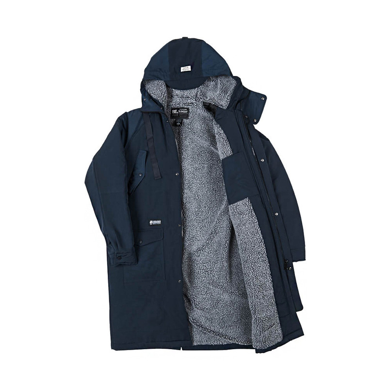 HAMMER BENCH COAT-navy